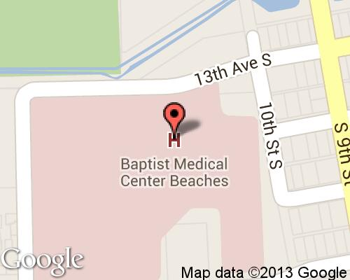 Baptist Medical Center Beaches