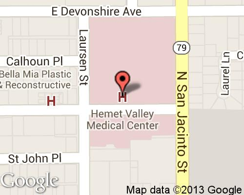 Hemet Valley Medical Center