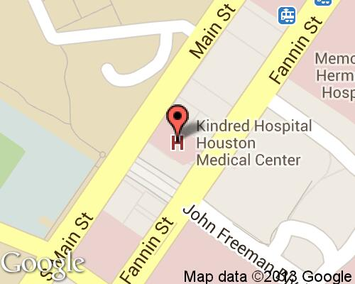 Kindred Hospital-Houston