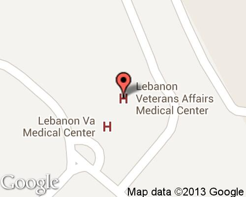 Lebanon Veterans Affairs Medical Center