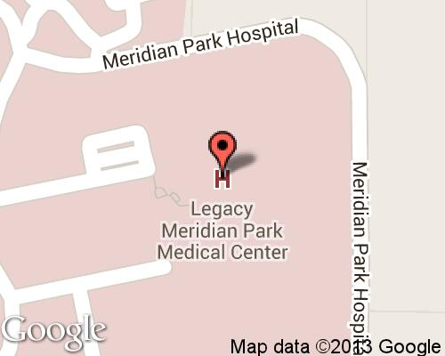 Legacy Meridian Park Medical Center