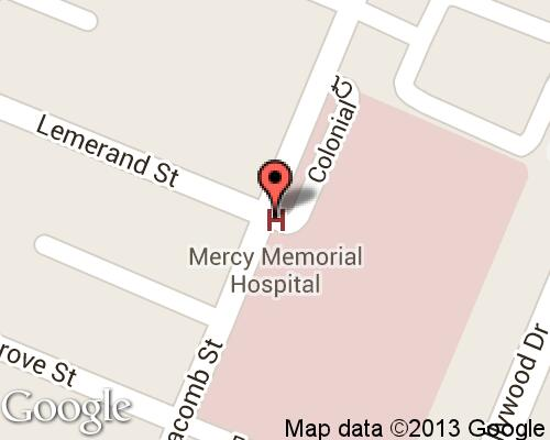 Mercy Hospital Number Of Beds