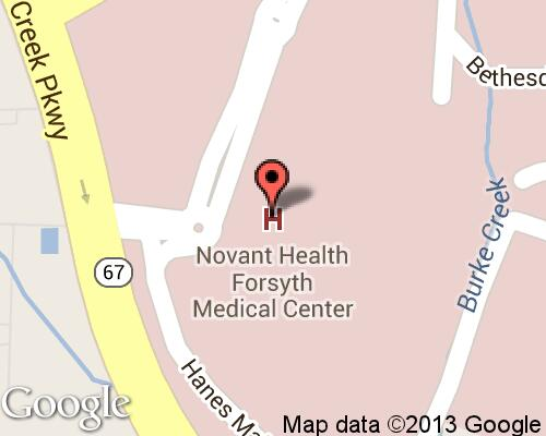 Novant Health Forsyth Medical Center