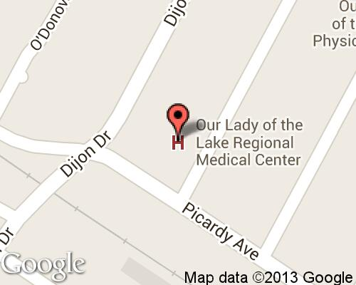 Our Lady of Lake Regional Medical Center