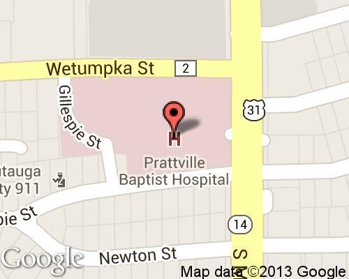 Baptist Hospital Number Of Beds