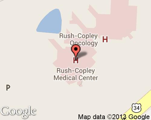 Rush-Copley Medical Center