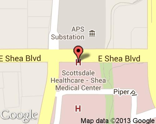 Scottsdale Healthcare Shea Medical Center