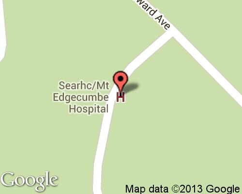 SEARHC MT. Edgecumbe Hospital