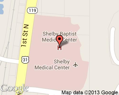 Shelby Baptist Medical Center