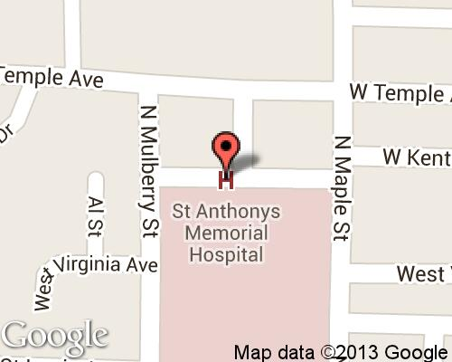 St. Anthony's Memorial Hospital
