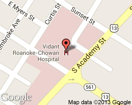 Vidant Roanoke-Chowan Hospital